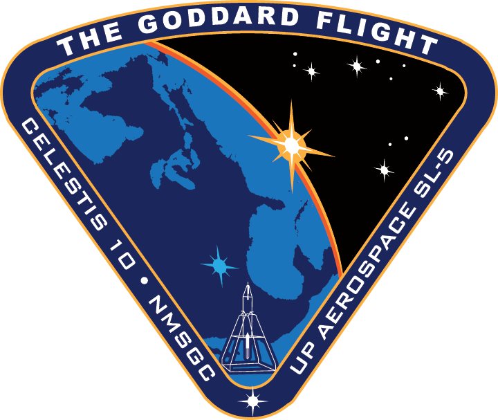 Goddard Flight Mission Patch