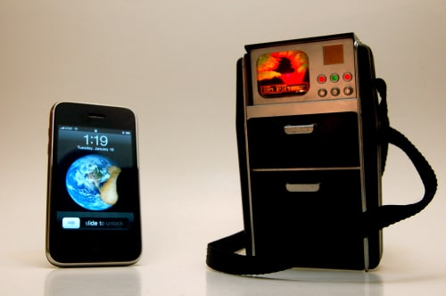Smartphone and tricorder