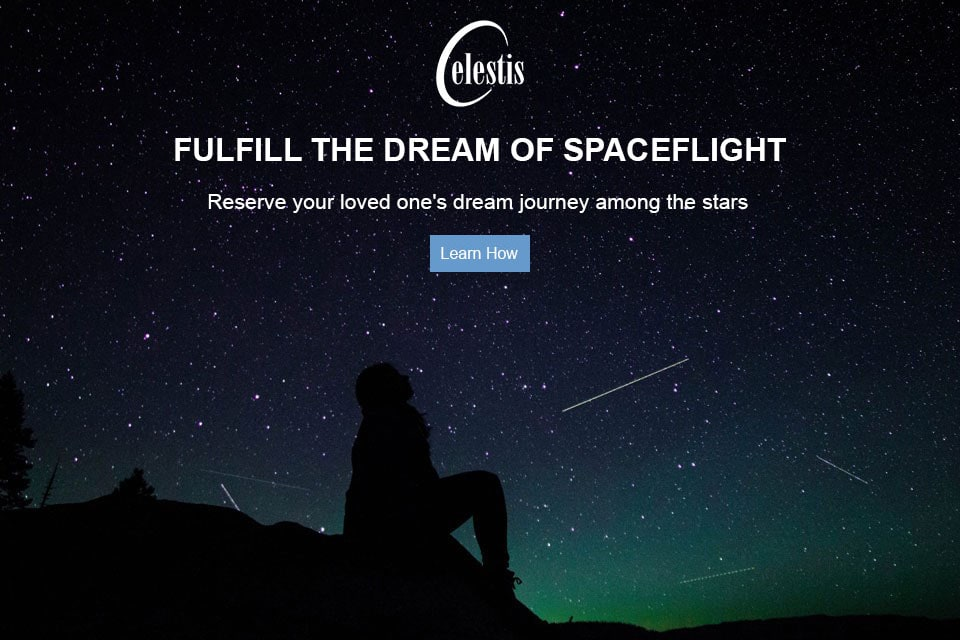 Fulfill the Dream of Spaceflight