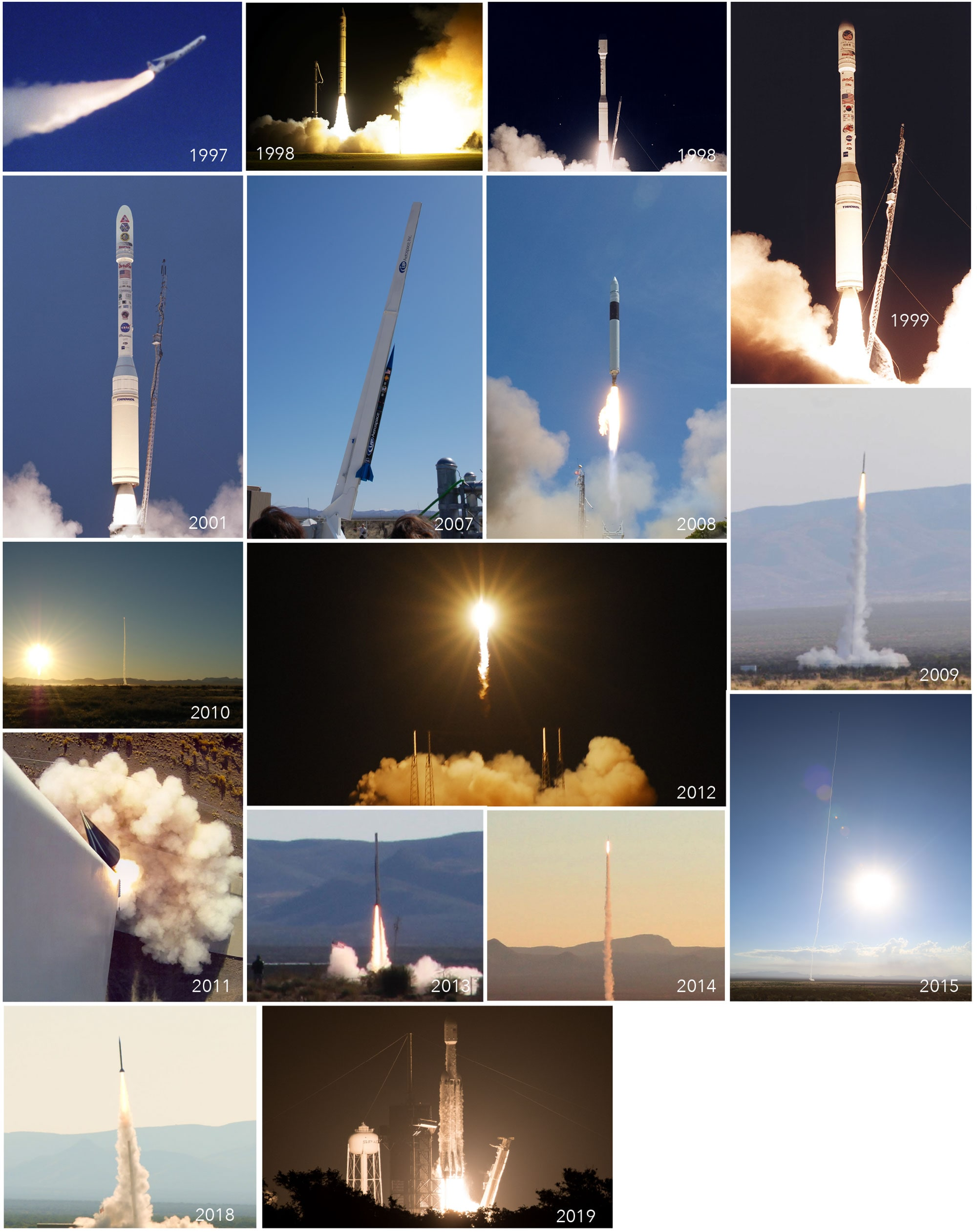 Celestis_launch_collage_2000.jpg